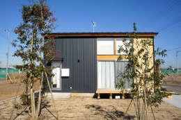 Casas de estilo minimalista por 環境創作室杉