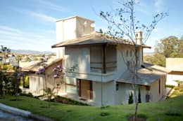 Casas de estilo moderno por Samy & Ricky Arquitetura
