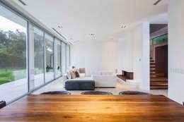 Projekty,  Salon zaprojektowane przez Aulet & Yaregui Arquitectos