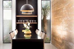 Comedores de estilo moderno por Camila Castilho - Arquitetura e Interiores