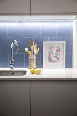 Cuisine de style de style Minimaliste par MMMU Arquitectura i Disseny