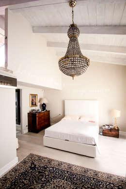 eclectic Bedroom by Galleria del Vento