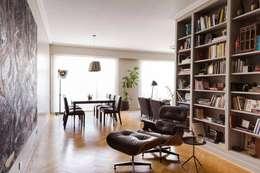 Arroyo: Livings de estilo moderno por ezequielabad