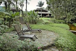 tropical Houses by Mellani Fotografias