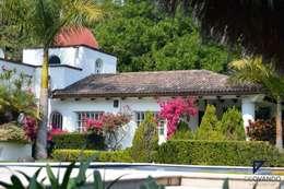 Дома в . Автор – De Ovando Arquitectos