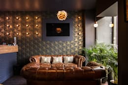 Bares y discotecas de estilo  por Atelier Tropique