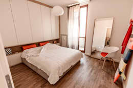 scandinavian Bedroom by Galleria del Vento
