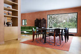 Столовые комнаты в . Автор – Peter Kammermann Décorateur