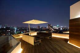 Terras door Hansi Arquitectura
