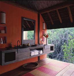 حمام تنفيذ Toninho Noronha Arquitetura