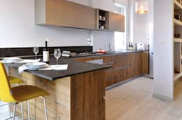 modern Kitchen by arCMdesign - Architetto Michela Colaone