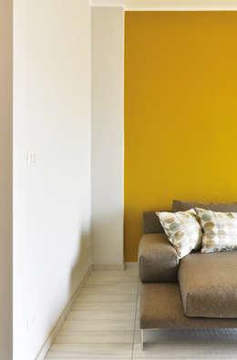 Projekty,  Salon zaprojektowane przez arCMdesign - Architetto Michela Colaone