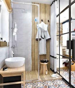 APARTMENT/5: Ванные комнаты в . Автор – ONE STUDIO