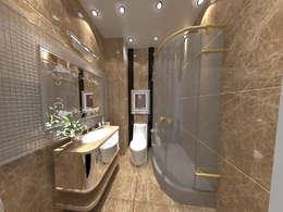 mediterranean Bathroom by Ömür