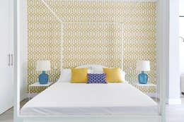 modern Bedroom by StudioBMK