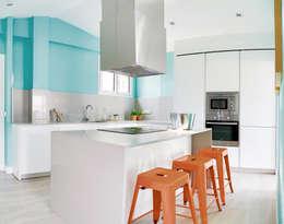 modern Kitchen by StudioBMK