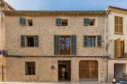 Casas modernas por ISLABAU constructora