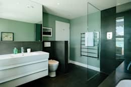 modern Bathroom by Perfect Stays