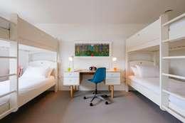غرفة نوم تنفيذ Perfect Stays