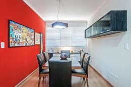 Comedores de estilo topical por Patrícia Azoni Arquitetura + Arte & Design