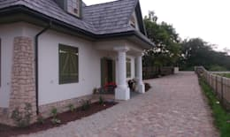 Сады в . Автор – BioArt Ogrody, Architektura Krajobrazu