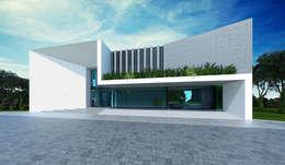 Portalhaus: Дома в . Автор –  Aleksandr Zhydkov Architect