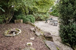 Home Staging Gabriela Überla: kırsal tarz tarz Bahçe
