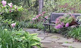 Jardines de estilo colonial por Álvaro Moreno