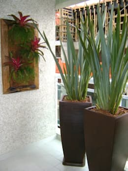 14 jardins que voc pode fazer na sua varanda e deix la - Plantas grandes para interiores ...