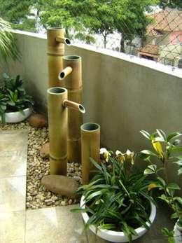 6 mini jard nes con bamb ideales para embellecer tu casa - Jardin de bambu talavera ...