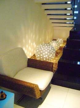minimalistic Conservatory by MC3 Arquitetura . Paisagismo . Interiores