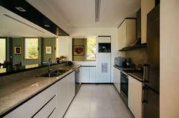 Proyecto: Cocinas de estilo moderno por mercedes klappenbach