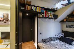غرفة نوم تنفيذ Fabio Carria