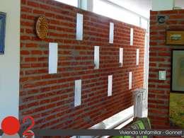 Projekty,  Ściany zaprojektowane przez punto2