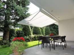 Projekty,  Ogród zaprojektowane przez Els Home