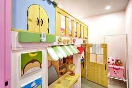 غرفة الاطفال تنفيذ 제이앤예림design