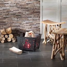 Jardines de estilo  por Dekoria GmbH