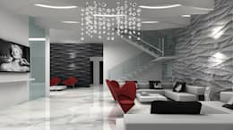 Гостиная в . Автор – De Panache  - Interior Architects