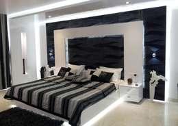modern Bedroom by De Panache  - Interior Architects