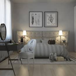 10 id es d co pour cr er une chambre coucher unique. Black Bedroom Furniture Sets. Home Design Ideas