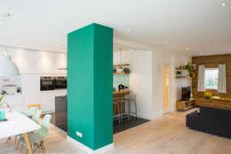 modern Kitchen by Diego Alonso designs