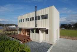 case-My/T: 株式会社PLUS CASAが手掛けた家です。