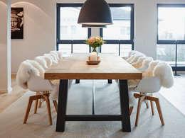 غرفة السفرة تنفيذ HONEYandSPICE innenarchitektur + design