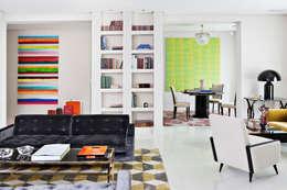 Projekty,  Salon zaprojektowane przez IN DESIGN Studio