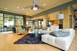 Livings de estilo moderno por Casa Bruno American Home Decor
