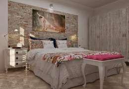 Re decorando una Habitación : Dormitorios de estilo clásico por VI Arquitectura y Diseño Interior