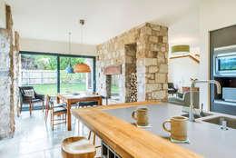 Projekty,  Kuchnia zaprojektowane przez Chris Humphreys Photography Ltd