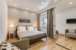 غرفة نوم تنفيذ Luca Tranquilli - Fotografo