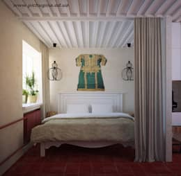 Tatyana Pichugina Design의  침실