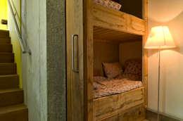 country Bedroom by Kwint architecten